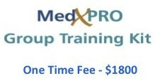 MED-FIT Group Button