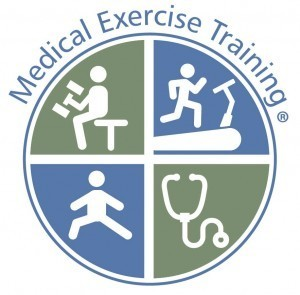 Medical Exercise Training Symbol
