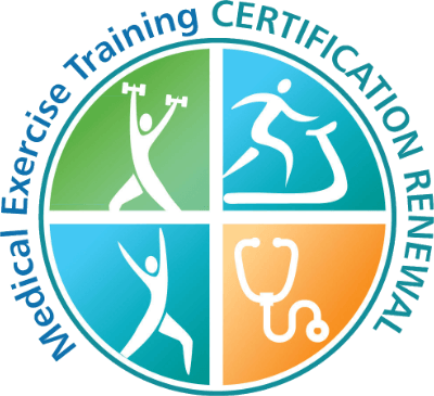 Medical Exercise Training Certification Renewal
