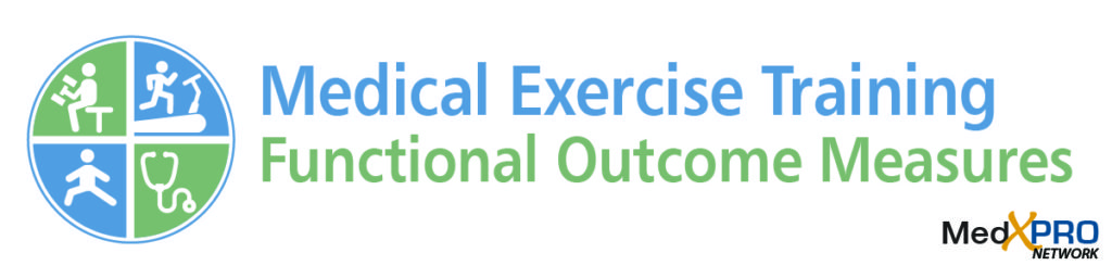 Is Medical Exercise Training Effective? Yes, If Functional Outcome Measures are Used