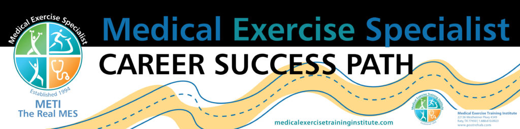 Medical Exercise Specialist Career Success Path